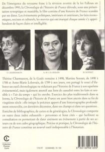Chronologie de l'Histoire de France (2)